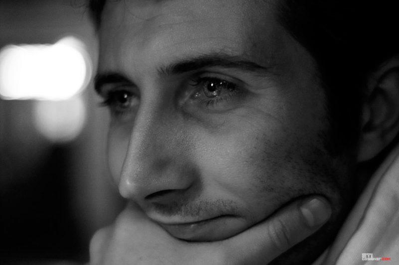 Алекс VI - Портретна черно бяла фотография Светослав Иванов