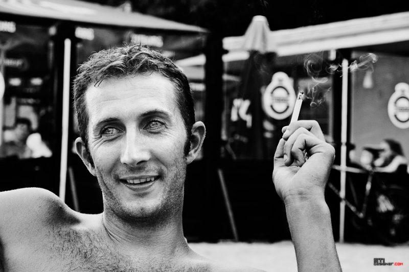 Алекс VII - Портретна черно бяла фотография Светослав Иванов