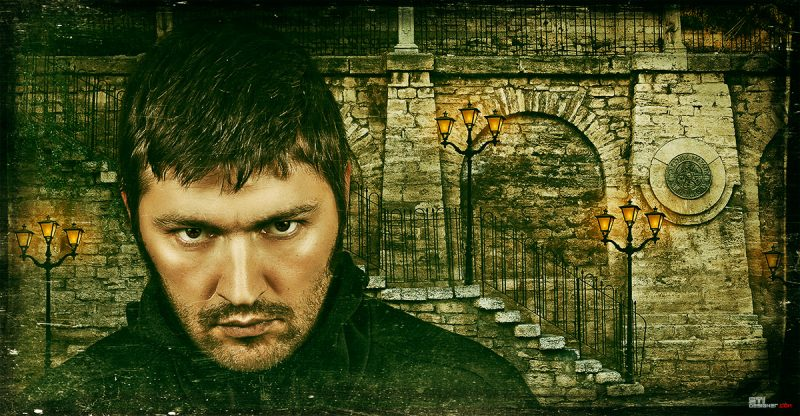 Светослав Иванов - Автопортрет от 2013