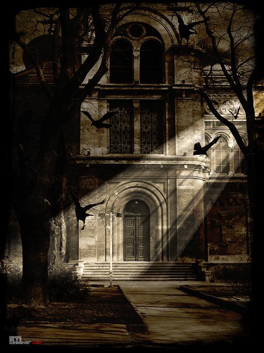 Светослав Иванов - Катедралата, експериментална и концептуална фотография
