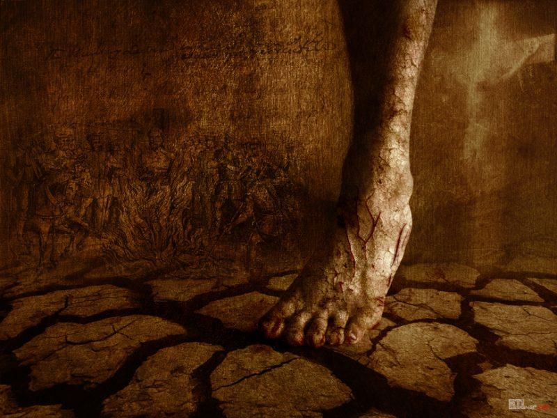 Светослвав Иванов - Кракът на цивилизацията, експериментална и мрачна фотография