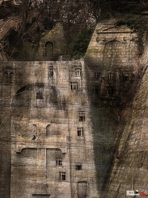 Светослав Иванов - Мрак III, експериментална и мрачна фотография
