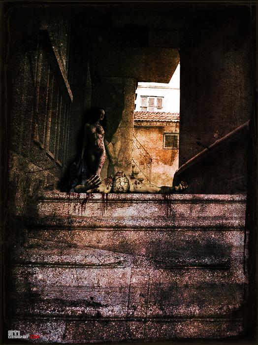 Светослав Иванов - Мъртва любов, експериментална и мрачна фотография