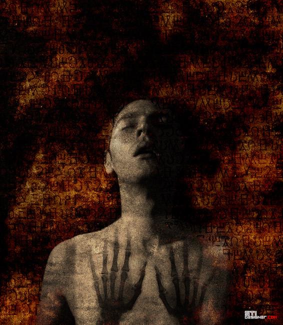 Светослав Иванов - Смърт, експериментална и мрачна фотография