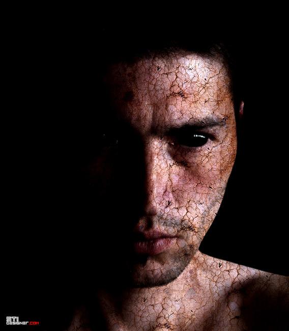 Светослав Иванов - Демон, експериментална и готик, фентъзи фотография