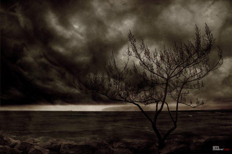 Светослав Иванов - Сънищата на Темпестес, експериментална и мрачна фотография