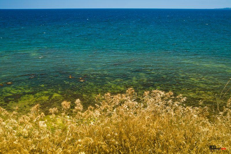 Снимка от  брега до село Крапец, Светослав Иванов