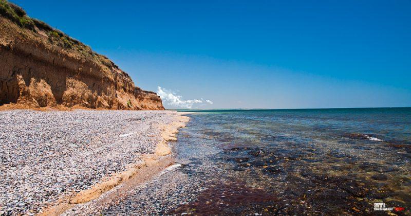 Цветна фотография на Светослав Иванов, Мидения плаж на село Крапец