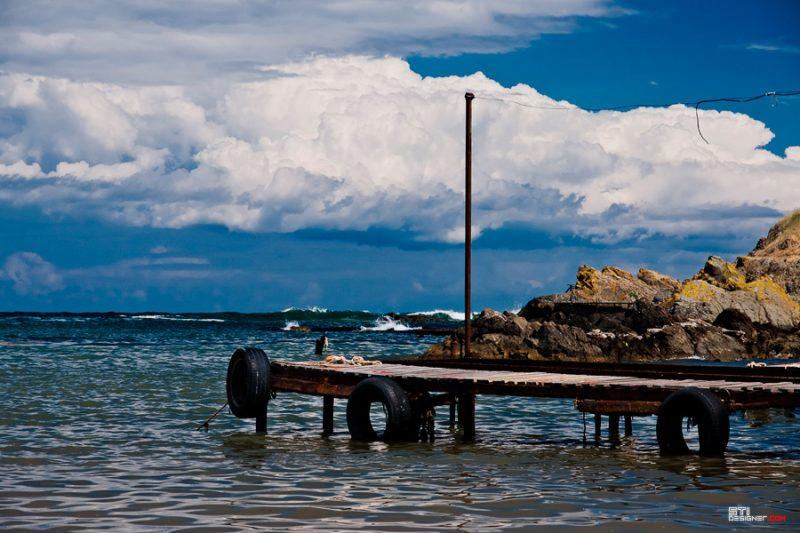 Светослва Иванов лодки и мостин на рибарско селище Варвара