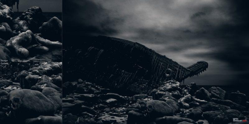 Светослав Иванов - Замразени души II, експериментална и мрачна фотография