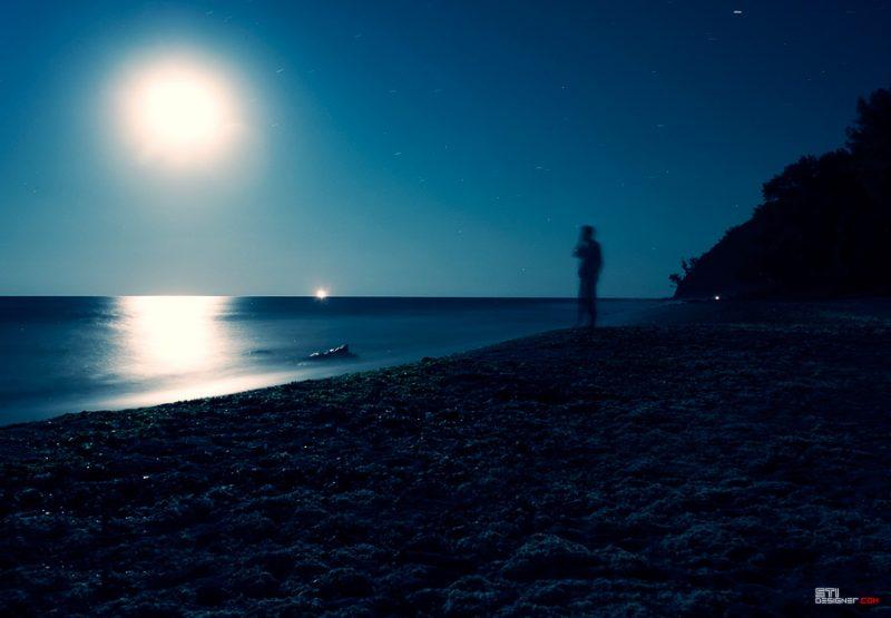 Светослав Иванов вечерна снимка южен плаж галата