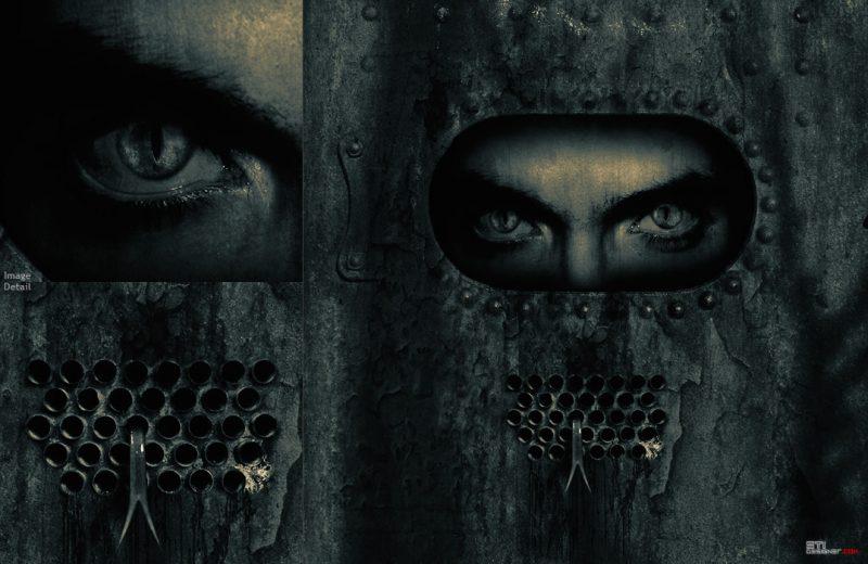 Светослва Иванов - Вратата на ада, експериментална и мрачна фотография