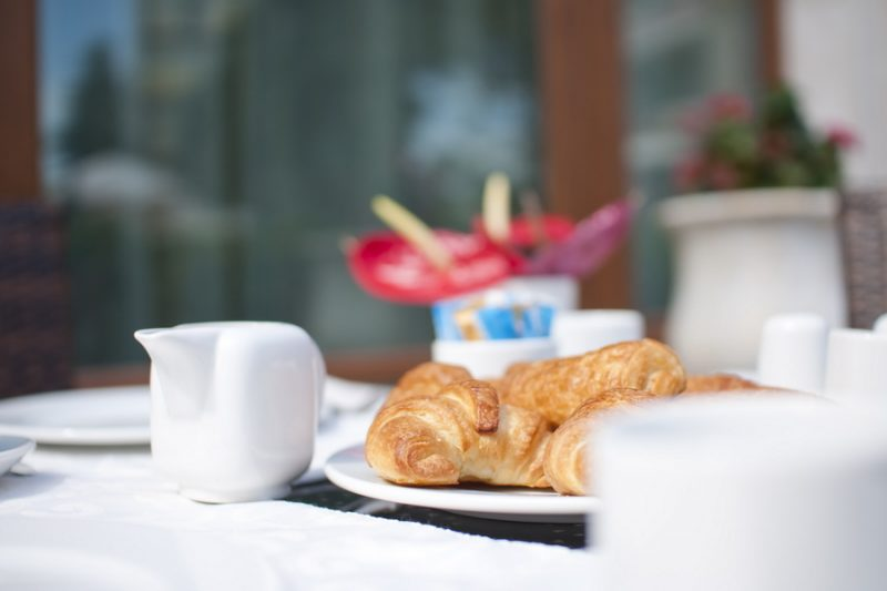 Продуктова фотография на закуска хотел Кристел Светослав Иванов