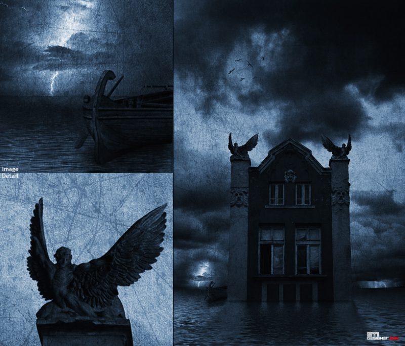 Светослав Иванов - Къщата на Хронос, експериментална и мрачна фотография