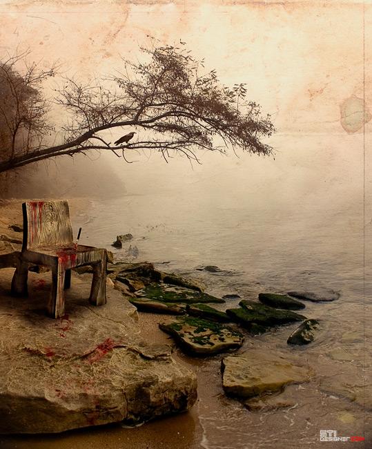 Светослав Иванов - Стола на убиеца, експериментална и мрачна фотография