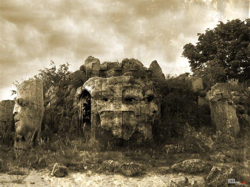 Светослав Иванов - Жив камък I, експериментална и концептуална фотография