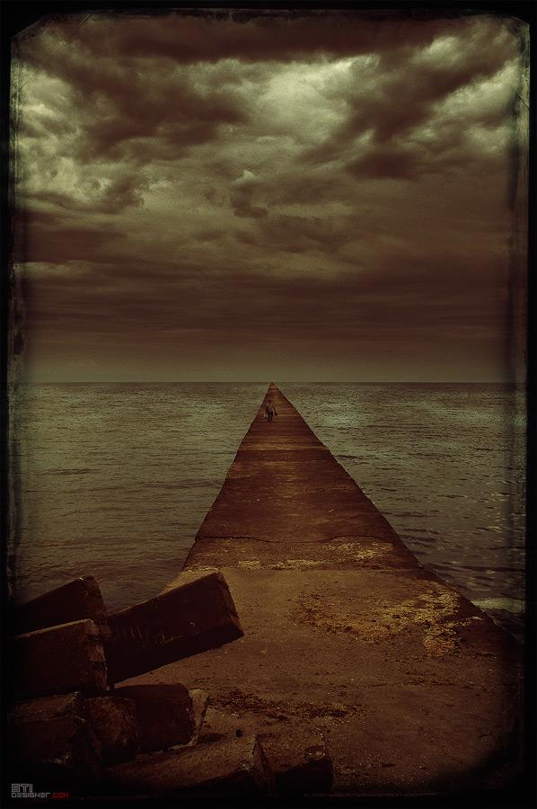 Светослав Иванов - Дългия път към ..., експериментална и концептуална фотография