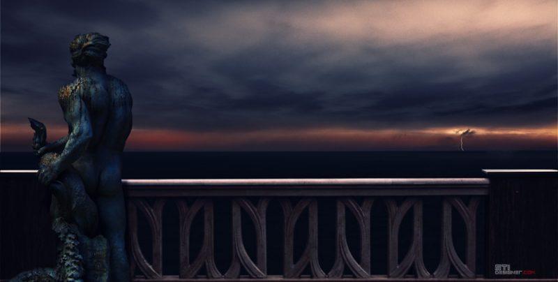 Светослав Иванов - Терасата на Нептун, експериментална и концептуална фотография