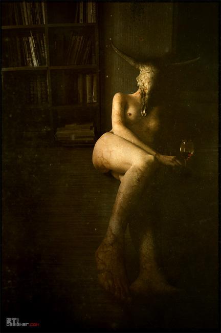Светослав Иванов - Ноща на страховете, експериментална и мрачна фотография