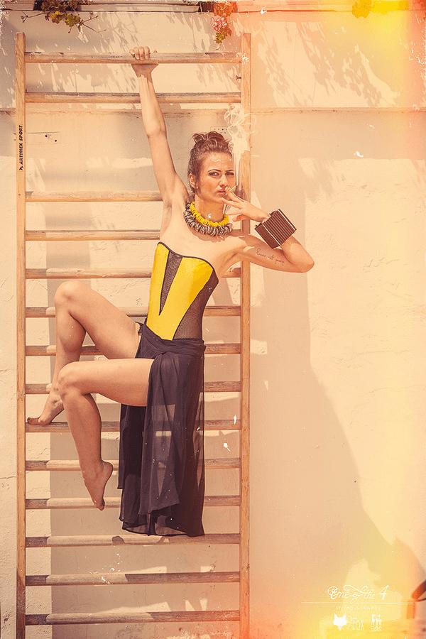 One Of The Four 06, модна фотография на бижута и аксесоари Светослав Иванов