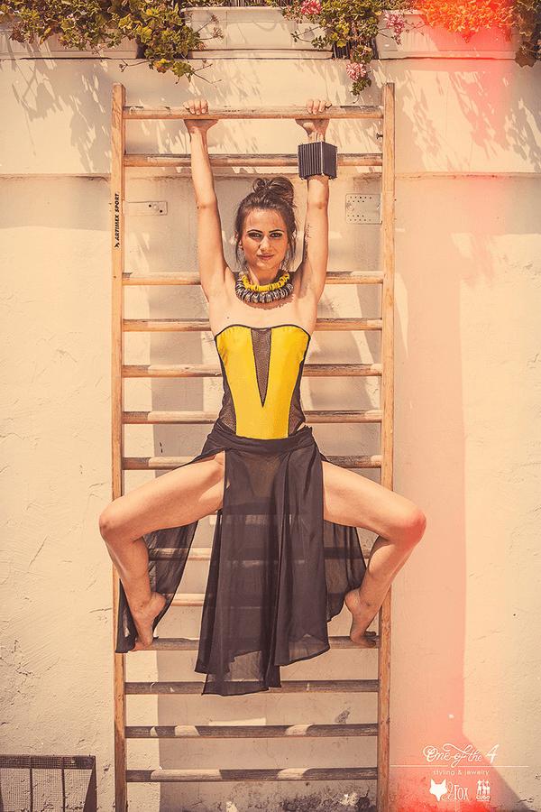 One Of The Four 07, модна фотография на бижута и аксесоари Светослав Иванов
