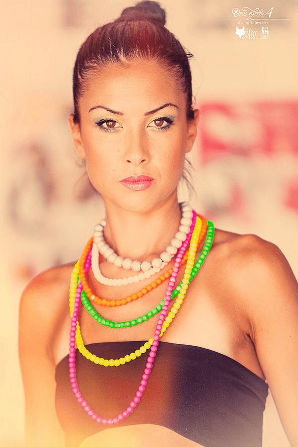 One Of The Four 12, модна фотография на бижута и аксесоари Светослав Иванов
