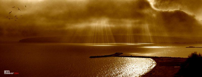 Светослав Иванов - Небесни светлини, експериментална и концептуална фотография