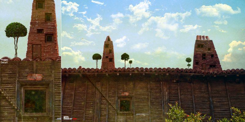 Светослав Иванов - Гара Странният град, експериментална и концептуална фотография
