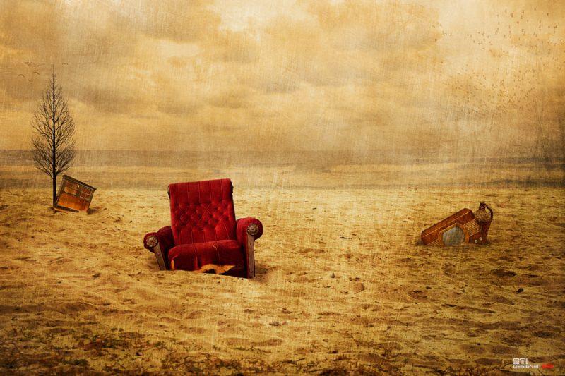 Светослав Иванов - Брега на изгубените мисли - десен прозорец, експериментална и концептуална фотография