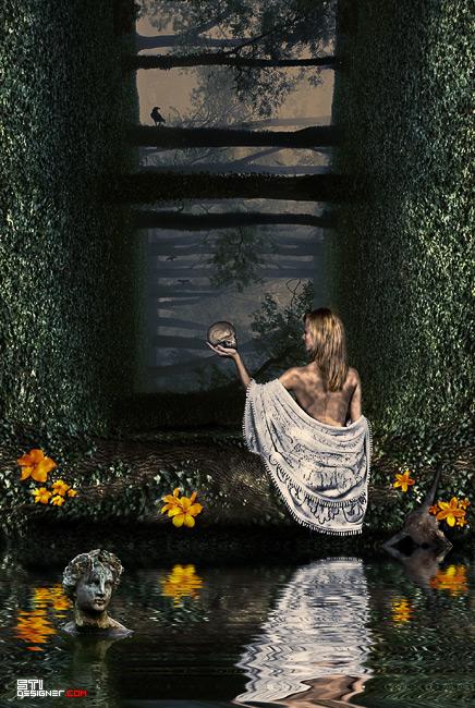 Светослва Иванов - Към Рая или към Ада ... към Живота, експериментална и готик, фентъзи фотография