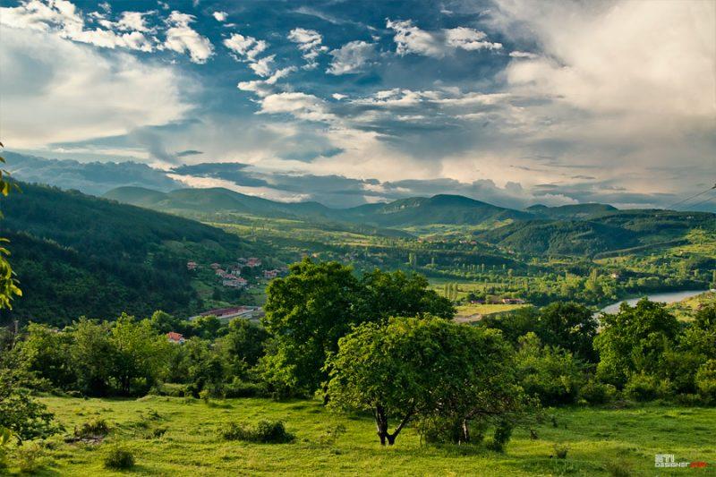 Светослав Иванов - Пейзажна фотография на родопите от язовир Кърджали