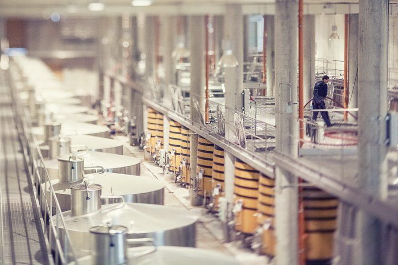 Винарска изба Анжелус Естейт, Интериорна производствена снимка Светослав Иванов