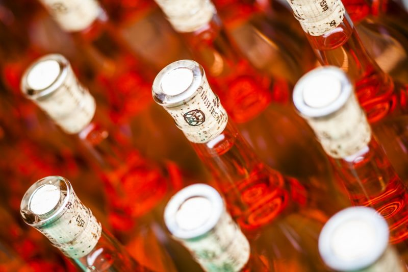 Винарска изба Анжелус Естейт, Интериорна снимка на бутилиране и пакетиране Светослав Иванов