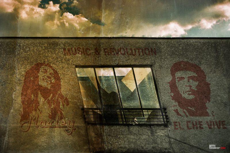 Светослав Иванов - Музика и революция, експериментална арт фотография