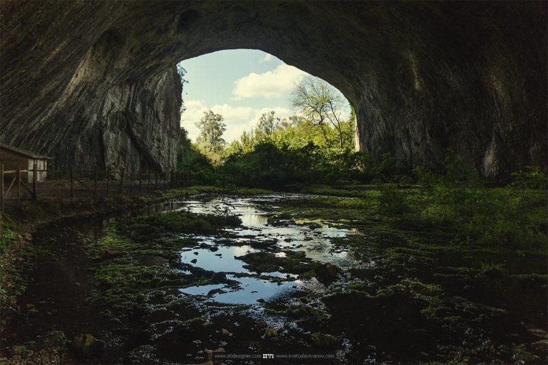 Пещерна фотография